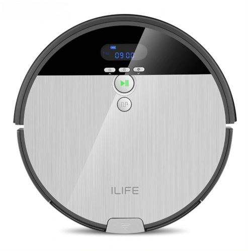 Smart 2-in-1 Planned Cleaning Robot Vacuum v8s