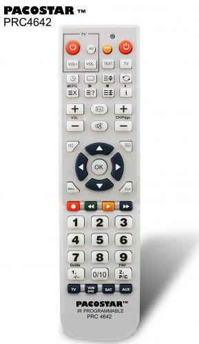 Programmable Universal Remote Control 4in1 4642