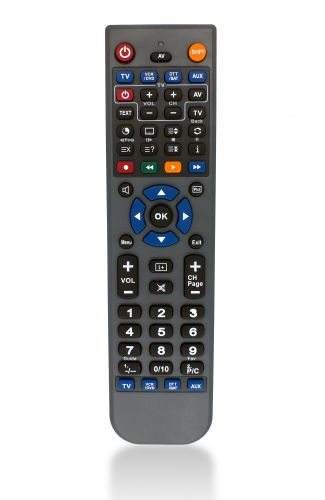 IR programmable remote control 4in1 PACOSTAR PRC6282