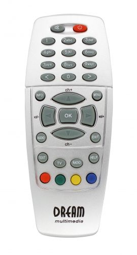 DREAM BOX Remote control DM500