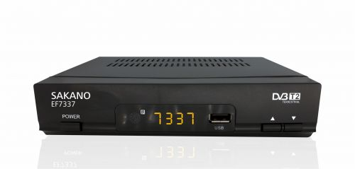 Digital DVB-T/T2 Terrestrial HD receiver