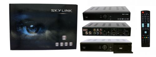 HD satellite receiver SKYLINK